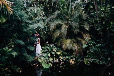 Bruiloft Hortus Botanicus